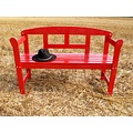 red bench redbank hut