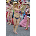 mermaid parade coneyisland brooklyn newyork people cowgirl