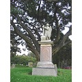 oakland cemetery angel