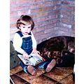 memorytuesday me dog cockerspaniel 80s dog animal