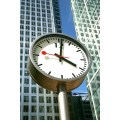 clock canary wharf canarywharf london clocks