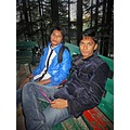 timothias candy in murree with Asim