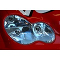 Mercedes Benz DTM headlight