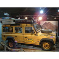 National Motor Museum Beaulieu Hampshire Top Gear car exhibition land rover