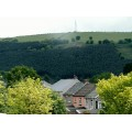 wales landscape scenery townscapes
