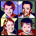 popart digitalart family