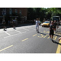 Torch Relay Bearer Coach Penge Summer Olympics Crystal Palace Park Road 2012