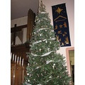This is the decorated tree in the Sanctuary of our church.   Check William22's site to see it sta...