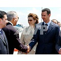first lady asma assad spain
