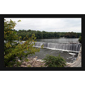 Potomac River Dam No. 5, built before the American Civil War..Maryland, USA