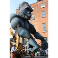 monkey animal st patricks day parade dublin ireland