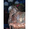 Banff Canada STATUE mime busker theater picture 2007 Sculpture