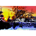 winter in fire sunriseclub