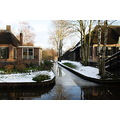 winter giethoorn holland