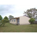 This is my place in Ngaruawahia, it has 3 bedrooms and a garden :-)