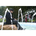 water fountain mime Canada picture busker clown sad fun