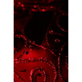 Venice Italy mask red paper decoration