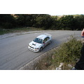 Rally car greece achaios