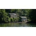 Cornwall River UK Fowey