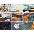 VW VWBeetle beetle bug orange car phonecam