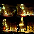 tour eiffel collage noraparis