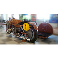 Ural Sidecar racing motorcycle