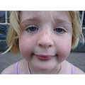 Children Australia Matilde Scarlett Grace people closeup