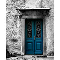 doors old house building architecture colours croatia labin
