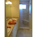 MASTER BATH AND SHOWER GULF COAST FLORIDA RENTAL