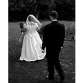 bw blackandwhite wedding bride groom