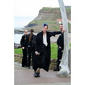 The proper Whitby goth weekend looms. Friday the 31st is when it all happens.