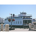 sanfrancisco waterfront sfwaterfrontfph boat ship restaurant summer