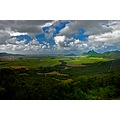 more landscape view from Mauritius
