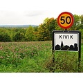 Kivik Sign Clover 2012 Skane Sweden