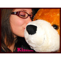 bear kiss photoshop
