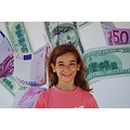 Victoria money Spain girl