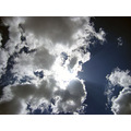 Clouds Cloud Sky Skies Blue White Nature Air Wind Breeze Cool Sun Light Rays
