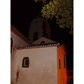 2010 portugal madeira santacruz night light church tower old stone