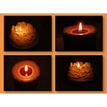 Candles Candlelight Collage