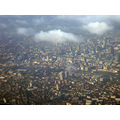 london city thames aerialview clouds flying transcend earth landscape