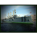 st petersburg russia cruiser aurora ship