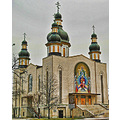 churchsunday church ukrainian winnipeg canada
