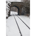 snow tarka line umberleigh north devon