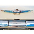 Fuel Rear Chrome Ford Thunderbird 1963 August 2012 White Pearl