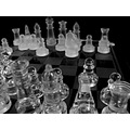 chess blackwhite game