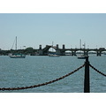 DRAW BRIDGE IN ST. AUG. BAY#1
