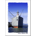 Liberty Ship Fishermans wharf San Fransisco California USA