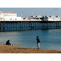 Brighton pier beach photographer