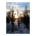 ice snow winter vojvodina danube colours light