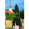 bonaire christmas tree church street